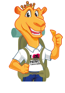 Prince Caravaning - Mascotte